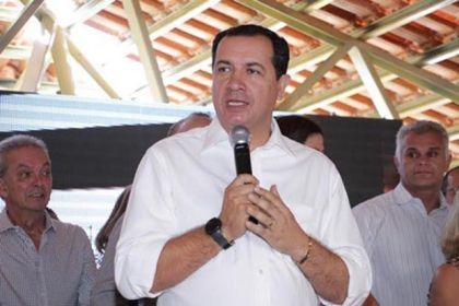 Hildo do Candango, presidente da AMAB