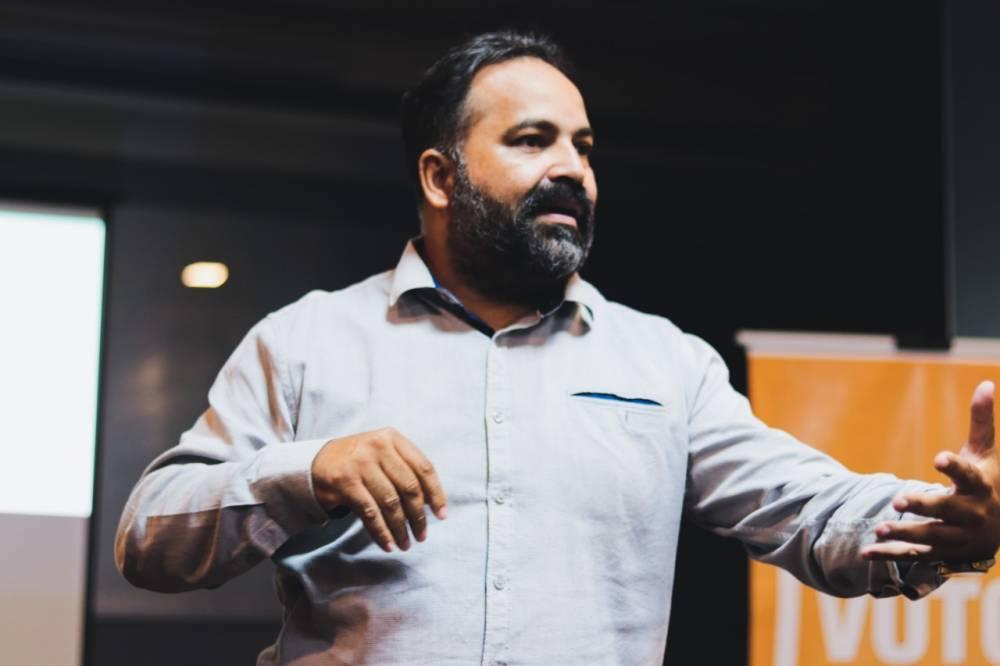 Consulto de Marketing Político digital do Brasil Marquinhos Marques